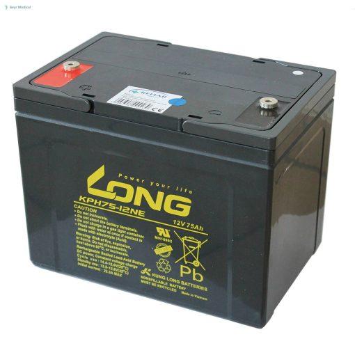 Rehab gondozásmentes akkumulátor 75Ah