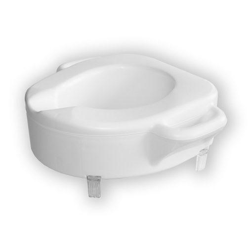 WC-magasító tető nélkül