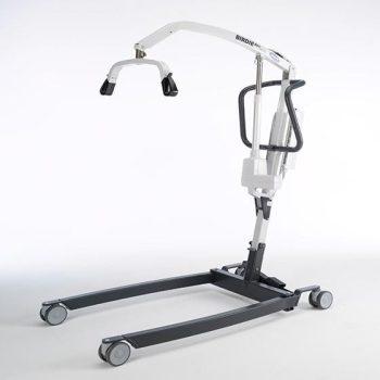 Invacare Birdie Evo Compact betegemelő lift normál emelő hálóval