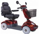 Heartway Bolero PF2S, elektromos négykerekű moped