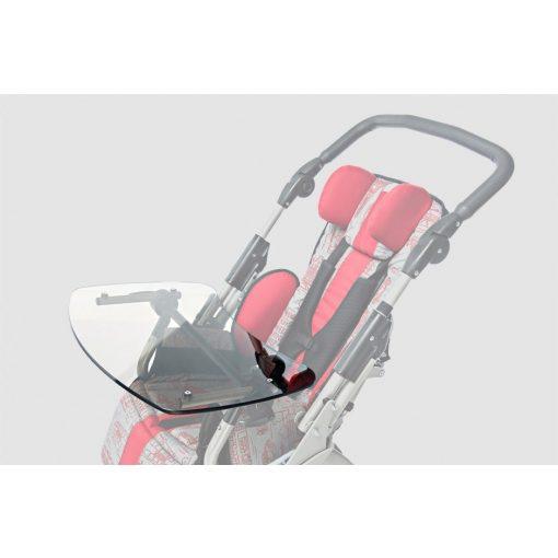 Terápiás asztal (plexi) URSUS gyermekkocsihoz