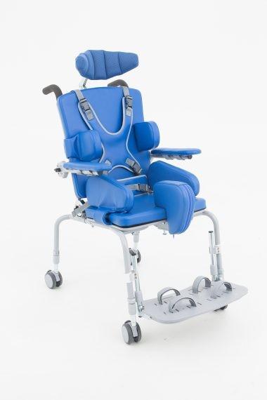 Jordi ápolási szék - teljes felszereltség